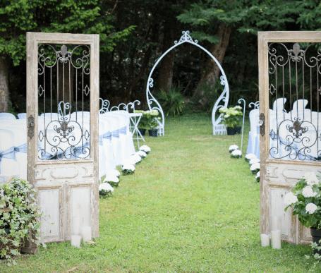 décoration autel de cérémonie laique pour mariage insolite ille et vilaine