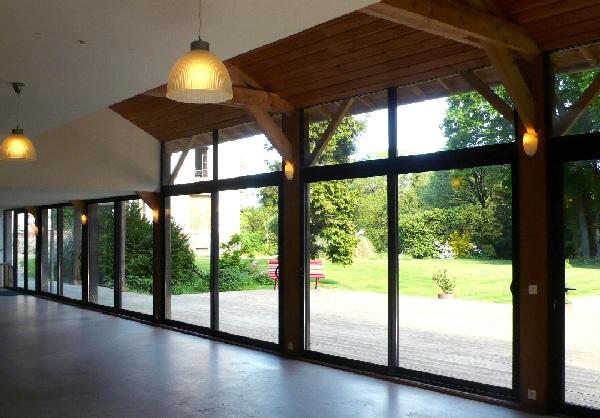 location de salle de seminaire modulable a Rennes avec cadre atypique pour une journée ou demi-journée de réunion d'entreprise une formation ou un séminaire en Ille-et-Vilaine