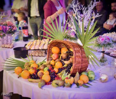 idée thème mariage insolite buffet traiteur decoration mariage