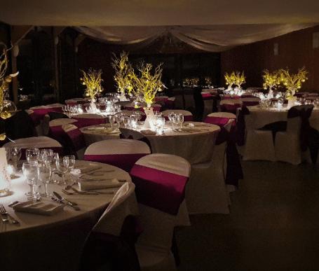 décoration mariage atypique