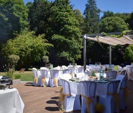location de salles avec des hébergements a Rennes pour des réceptions de type seminaires mariage cocktail dînatoire événement privé ou fêtes