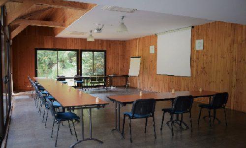 salle pour conference ou journee de formation
